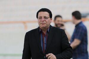 سکوت مرموز رئیس در سایه فوتبال ایران