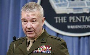 فرمانده «سنتکام» به سوریه رفت