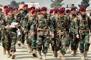 افزایش حملات ارتش افغانستان درپی توقف مذاکرات صلح