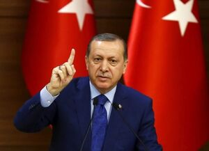 اردوغان: نباید اجازه داد سناریوی سوریه در لیبی تکرار شود