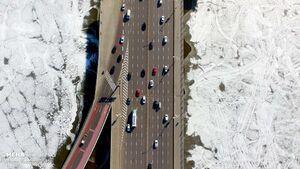 تصاویر زمستانی از کشورهای مختلف