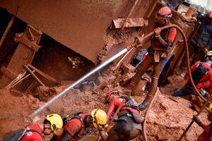 عکس/ طوفان و سیل مرگبار برزیل را درنوردید
