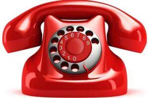 تلفن نمایه