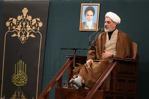 صوت/ سخنرانی حجتالاسلام رفیعی در بیت رهبری