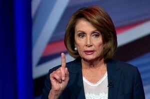 نانسی پلوسی هم از نامزدی بایدن حمایت کرد