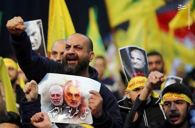 کدام یگان حزبالله انتقام خون سردار سلیمانی را خواهد گرفت/ یگانی که مسئولیت آن با سید حسن نصرالله است +عکس