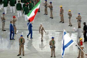 چند ورزشکار ایران با اسرائیل در المپیک برخورد میکنند؟