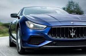 نخستین خودروی هیبریدی «مازراتی» رونمایی میشود