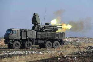 محموله تسلیحاتی جدید روسیه به سوریه رسید +عکس