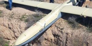 فرود اضطراری پهپاد شاهد-۱۲۹ در ملاثانی خوزستان