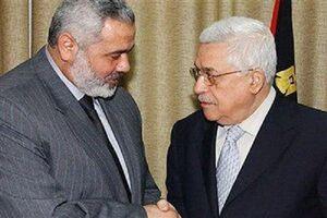تاکید هنیه و عباس بر مقابله با معامله قرن