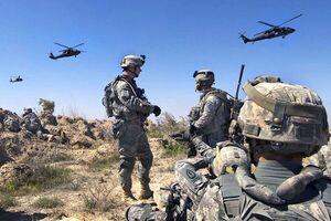 تحرکات مشکوک تروریستهای آمریکایی در مرزهای عراق