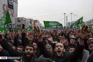عکس/ اجتماع هیئتهای«عاشورای فاطمی»در تهران