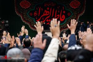 عکس/ اجتماع «عاشورای فاطمی»در تهران