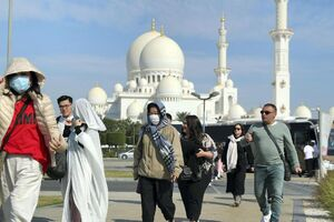 کرونا به امارات متحده عربی رسید