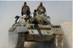 فیلم/ مشارکت حزبالله در نبردهای پاکسازی سراقب