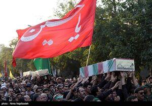 ورود پیکر ۱۶۷ شهید دفاع مقدس تا اطلاع ثانوی به تعویق افتاد