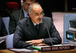 الجعفری: ملت سوریه با وجود فشارها به دفاع از حاکمیت کشورشان پایبند هستند
