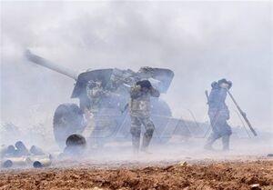 آمار تلفات نظامیان سوری در حملات تروریستها