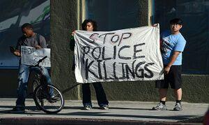 روزانه ۳ آمریکایی با شلیک پلیس کشته میشوند