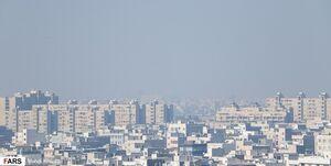 هوای آلوده همچنان در ریه تهرانیها