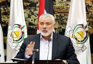 نامههای هنیه برای سران کشورهای عربی در ارتباط با «معامله قرن»