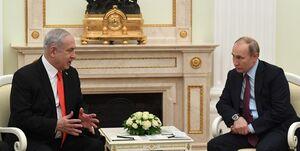 نتانیاهو معامله قرن را برای پوتین توضیح داد