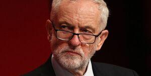 رهبر حزب کارگر انگلیس «معامله قرن» را محکوم کرد
