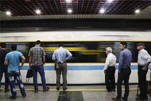 خدمات رسانی مترو به شرکت کنندگان مراسم دوازدهم بهمن