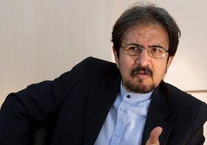 قاسمی: روابط ایران و فرانسه شاهد گسترش در تمامی همکاریهاست
