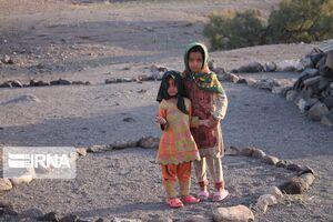 عکس/ امدادرسانی در روستاهای ایرانشهر