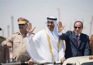 ارسال محمولههای تسلیحات امارات برای حفتر
