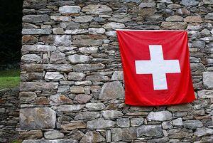 پرچم نمایه سوئیس