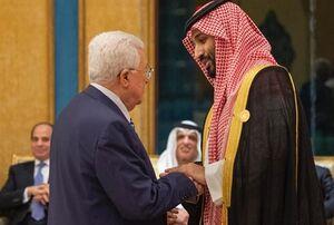بن سلمان در پی اقناع محمود عباس برای پذیرش «معامله قرن»