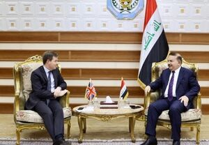 انگلیس خواستار بازنگری عراق در طرح اخراج نظامیان آمریکایی شد