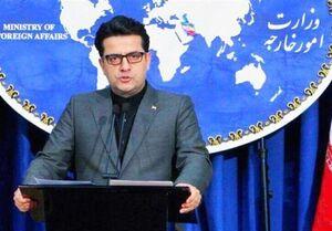 پاسخ قاطع سخنگوی وزارت خارجه به برایان هوک