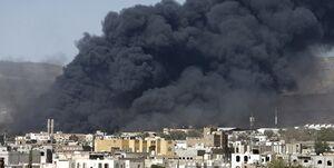 جنگندههای سعودی شهر صنعاء را بمباران کردند