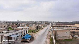 تصاویر جدید از شهر تازه آزادشده خانطومان