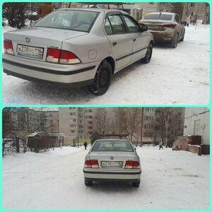 عکس/ خودرو ملی ایران در روسیه