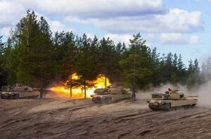نیوزویک: ارتش آمریکا خودش را برای نبرد با روسیه آماده میکند