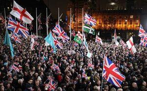 انگلیس رسماً از اتحادیه اروپا خارج شد +فیلم