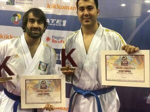 آقایف: هیچکس منکر بزرگی کاراته ایران نیست