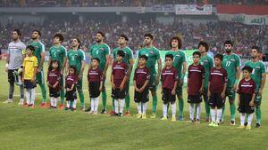 فهرست بازیکنان تیم ملی عراق اعلام شد