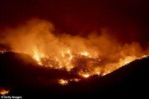 ادامه آتشسوزی در استرالیا