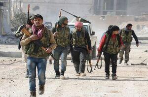 عملیات عناصر وابسته به ترکیه در حلب آغاز شد