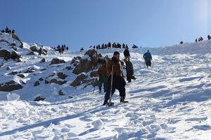 14 نفر از مفقودین ارتفاعات سقز پیدا شدند
