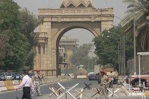 عصائب: حمله به سفارت آمریکا کار گروههای مرتبط با واشنگتن بود