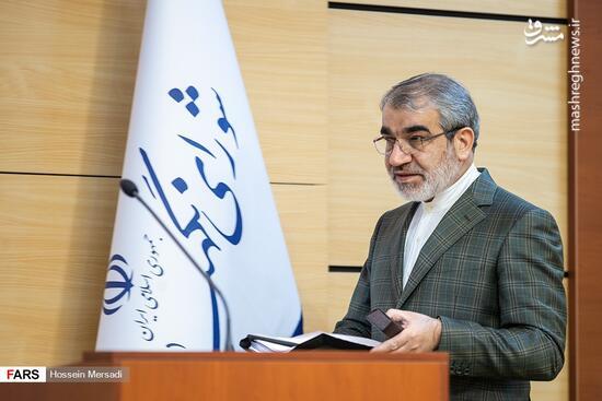فیلم/ پاسخ سخنگوی شورای نگهبان به ادعای روحانی