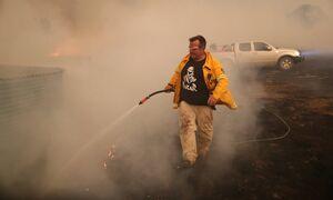 آمادهباش حداکثری در پایتخت استرالیا برای مقابله با آتشسوزی