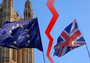 جدایی انگلیس و اتحادیه اروپا